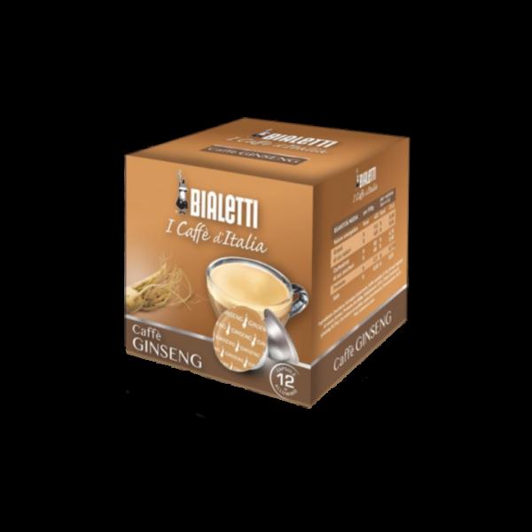 Caffè Bialetti Ginseng 12pz