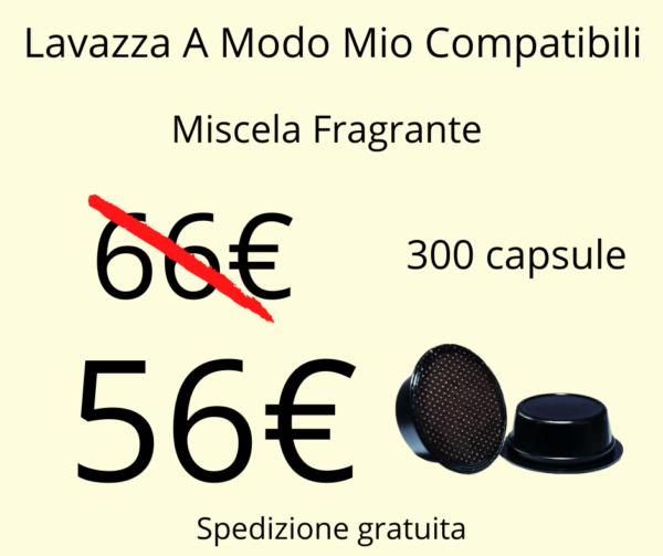 Caffè Sesto Senso Mio Fragrante 300pz